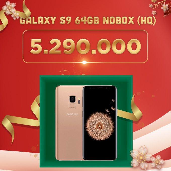 Galaxy S9 64GB giá chỉ 5.2 triệu đồng