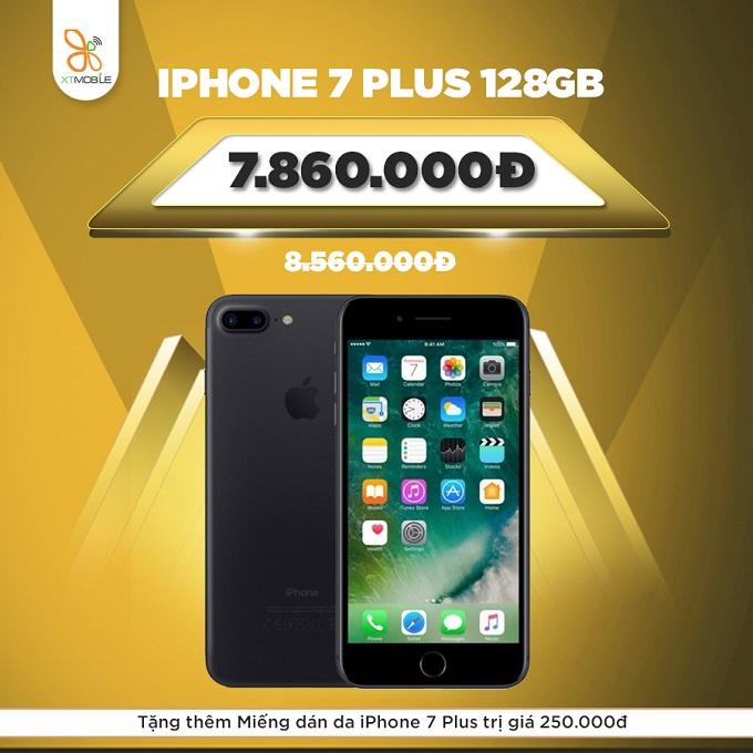 iPhone 7 Plus cũ quốc tế ưu đãi đến 1.050.000đ
