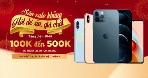 Hậu sinh nhật - Săn deal hot: Mua điện thoại tại cửa hàng XTmobile 43 Lê Văn Việt tặng PMH trị giá đến 700.000đ