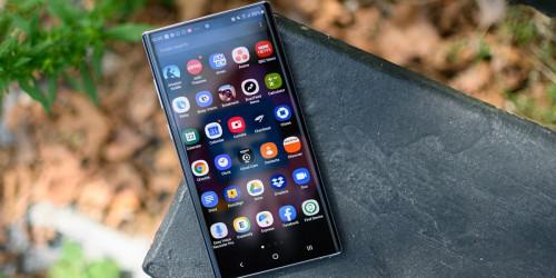 Cách định dạng thẻ nhớ trên điện thoại Samsung Galaxy Note 10 Plus