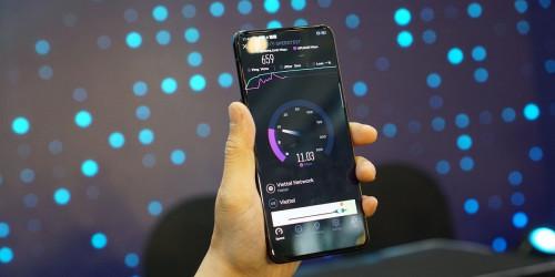 Các nhà mạng lớn chuẩn bị triển khai cơ sở hạ tầng 5G, thời của smartphone 5G đã tới