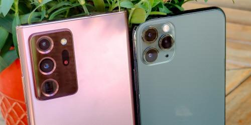 So sánh camera Galaxy Note 20 Ultra và iPhone 11 Pro Max cảm biến 108MP vượt trội nhiều so với thuật toán của Apple ?