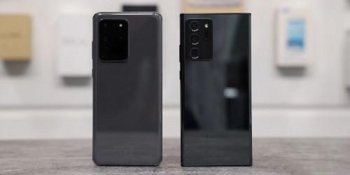 So Sánh Galaxy S20 Ultra và Galaxy Note 20 Ultra - Cùng là flagship nhưng đâu mới là con cưng của Samsung ?