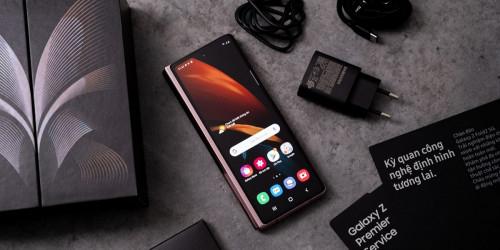 Galaxy Z Fold 2 cháy hàng tại thị trường Việt Nam, Samsung đang chuẩn bị một lô hàng mới