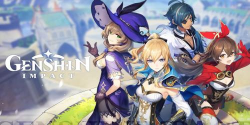 Genshin Impact - tựa game phiêu lưu thế giới mở với đồ họa cực đẹp đã ra mắt chính thức