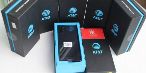 Trên tay Galaxy Note 10 Plus Mỹ tại XTmobile - khác gì với quốc tế ?