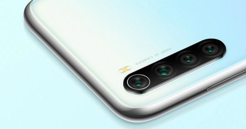 Redmi Note 8: Snapdragon 665, camera 48MP, không có cảm biến ToF