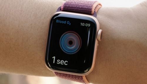 Các thủ thuật sử dụng tính năng đo nồng độ Oxy trong máu trên Apple Watch Series 6
