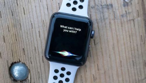 Apple Watch sẽ chuẩn bị được nâng cấp công nghệ nhận diện giọng nói người dùng