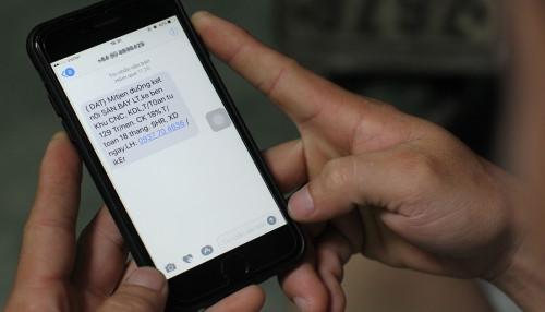 Cách đăng ký chặn tin nhắn, cuộc gọi rác theo thuê bao
