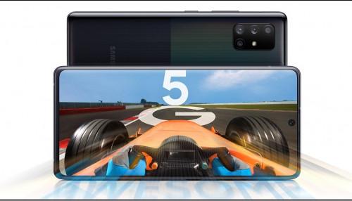 Galaxy A51 5G và Galaxy A71 5G chính thức được ra mắt với thông số thay đổi nhiều hơn tin đồn lộ ra