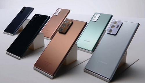 Một số lỗi thường xuất hiện trên dòng Galaxy Note 20 và cách để khắc phục chúng