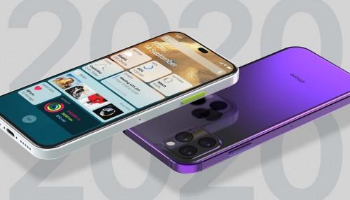 iPhone 12 chưa ra mắt nhưng iPhone 13 đã lộ diện hình dựng với cổng USB-C và màn hình không tai thỏ