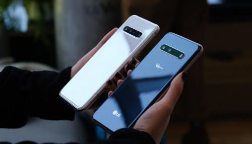 LG V60 ThinQ 5G ra mắt: Chip Snapdragon 865, quay video 8K, pin 5.000 mAh