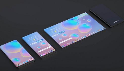 2 dòng smartphone gập ra mắt chung với Galaxy Z Fold 3 trong năm sau có thể sẽ dùng màn hình gập 3 và màn hình cuốn