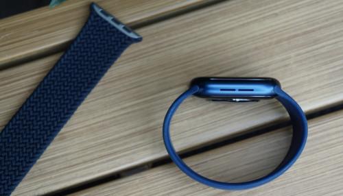 Hướng dẫn cách lấy số đo dây đeo Solo Loop mới của dòng Apple Watch Series 6