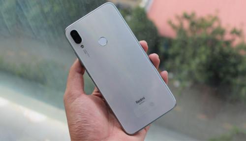 Hình ảnh Redmi Note 7 Pro màu trắng đẹp tinh tế giá 5 triệu
