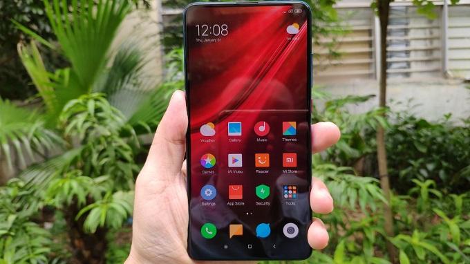 Redmi K20 là chiếc smartphone tầm trung thứ 2 trên thị trường được trang bị chip Snapdragon 730.