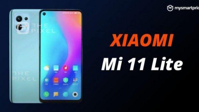 Hình ảnh của Xiaomi Mi 11 Lite