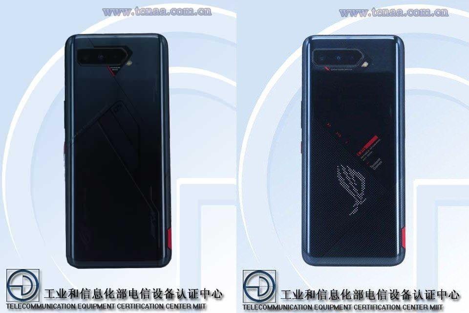 ROG Phone 5 được xác nhận tên gọi chính thức, ra mắt vào tháng 3 tới