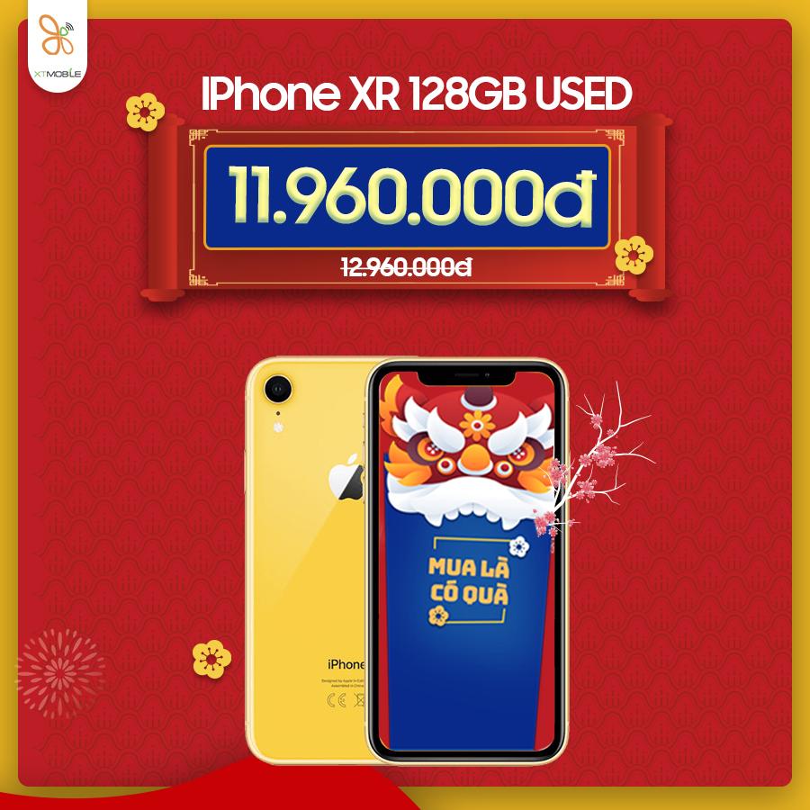 iPhone Xr giảm thẳng 1 triệu