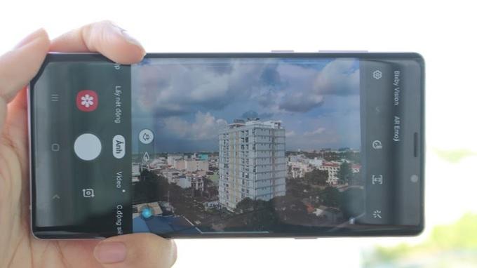 Ứng dụng camera mới dễ sử dụng