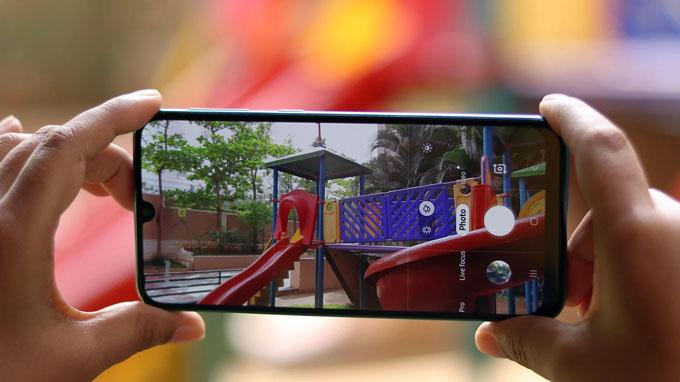 Samsung đã nâng cấp cụm camera trên Galaxy M30s với 3 cảm biến