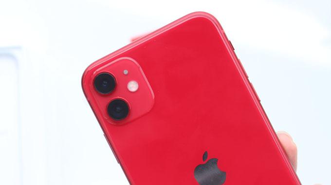 iPhone 11 và iPhone 11 Pro cùng được trang bị ống kính góc siêu rộng