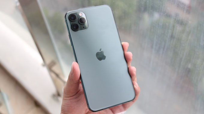 camera iPhone 11 Pro Max 256GB được nâng cấp lên tầm cao mới