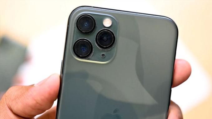 Camera iPhone 11 Pro Max 64GB được nâng cấp lên tầm cao mới
