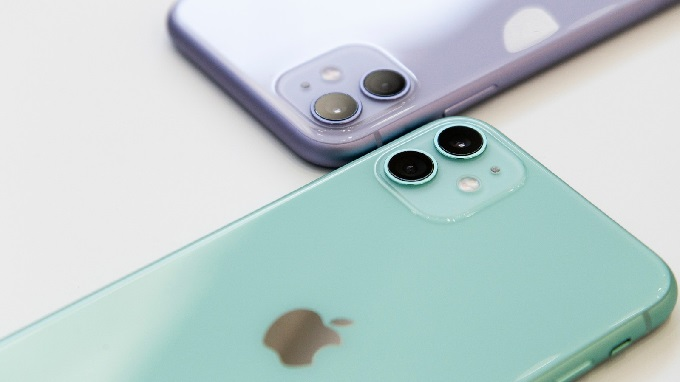 thiết lập camera trên iPhone 11 được nâng cấp và cải tiến hơn