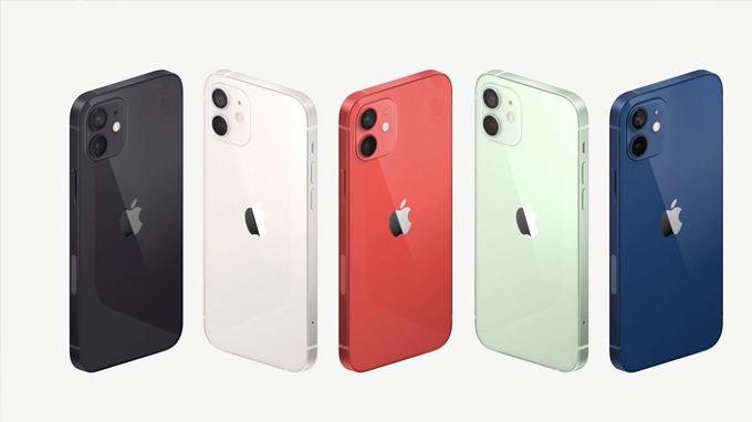 So sánh thông số camera iPhone 12 mini và iPhone SE 2020