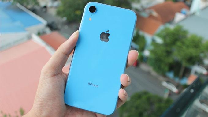 iPhone Xr điện thoại có camera đơn chụp ảnh tốt nhất hiện nay