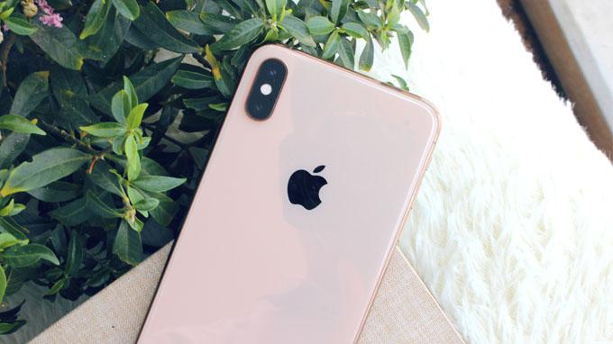 iPhone Xs Max ra mắt được trang bị hệ thống camera kép mới