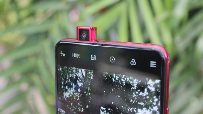 Camera selfie của Redmi K20 Pro độc đáo