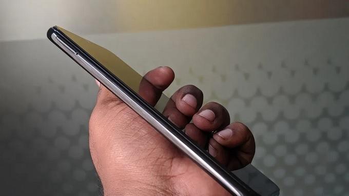 Redmi Note 8 có các cạnh được bo cong mềm mại hơn