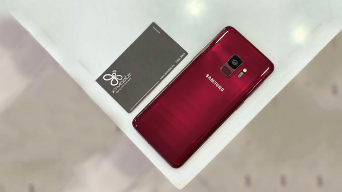 Camera Galaxy S9 64GB chỉ được trang bị 1 ống kính