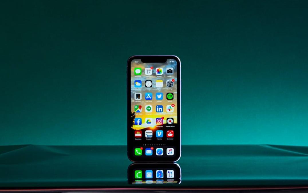 Cấu hình iPhone 12 mini 64GB được cung cấp sức mạnh từ chip xử lý A14 Bionic