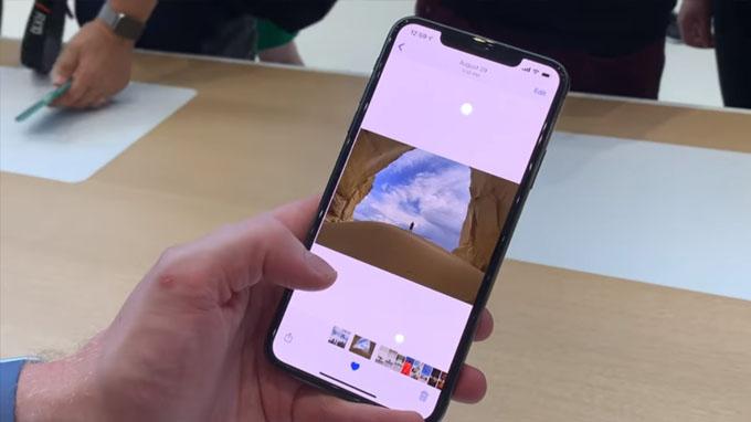 Màn hình iPhone 11 Pro Max 256GB sở hữu kích thước lớn nhất hiện nay là 6,5 inch