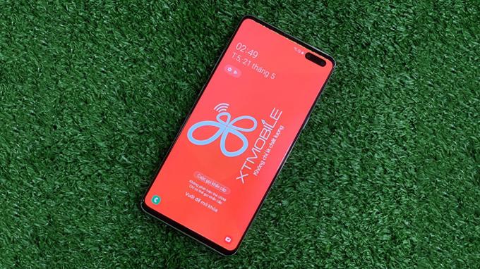 Galaxy S10 5G sở hữu màn hình đẹp mắt, chất lượng hiển thị tuyệt vời
