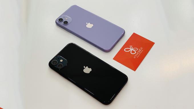 iPhone 11 và iPhone SE tiếp tục dẫn đầu doanh số iPhone tại Mỹ