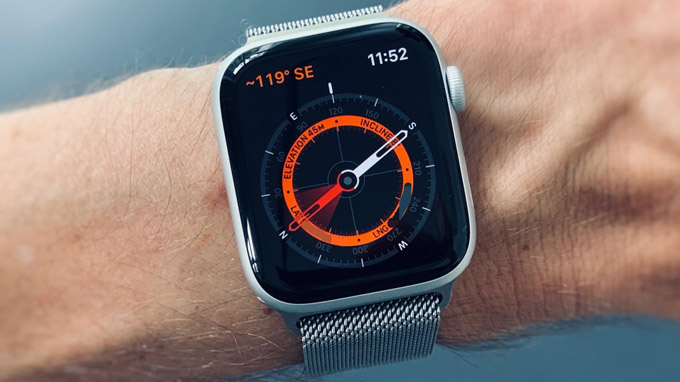 Cấu hình Apple Watch series 5 40mm GPS được cung cấp sức mạnh từ chip S5