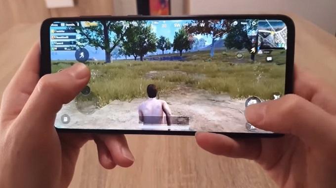 Galaxy A71 được trang bị cấu hình mạnh mẽ có thể hoàn thành tốt mọi tác vụ
