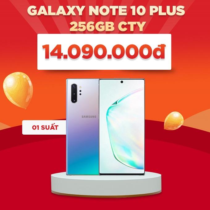 Galaxy Note 10 Plus giảm đến 2 triệu