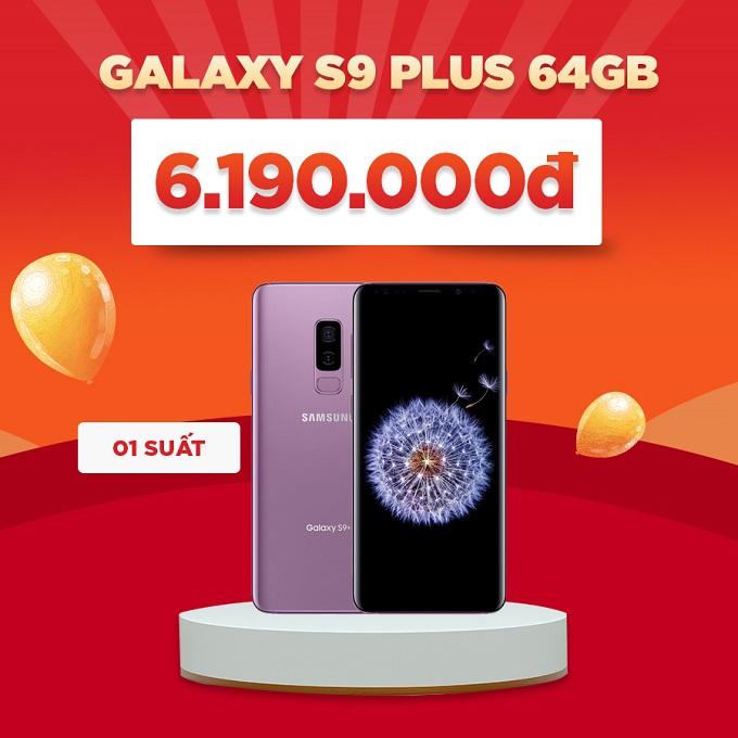 Galaxy S9 Plus giảm đến 2 triệu