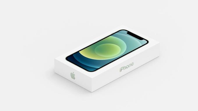Giá bán iPhone 12 Mini và iPhone 12