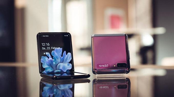 Giá Galaxy Z Flip dễ chịu hơn rất nhiều