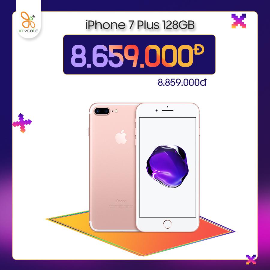 iPhone 7 Plus cũ: Ưu đãi đến 750.000đ