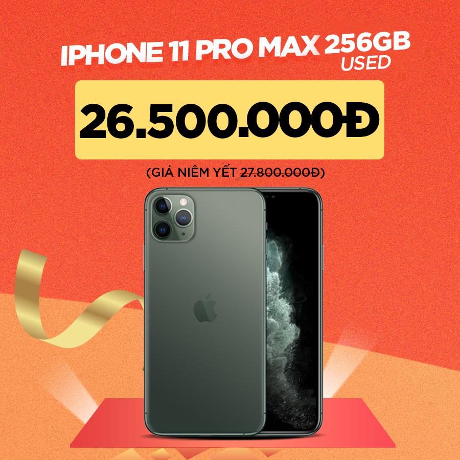 ip11-promax-21-3-256-used