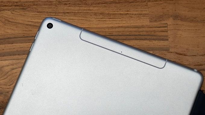 Camera iPad Air 3 64GB Wifi mặc dù không có quá nhiều nâng cấp so với thế hệ trước